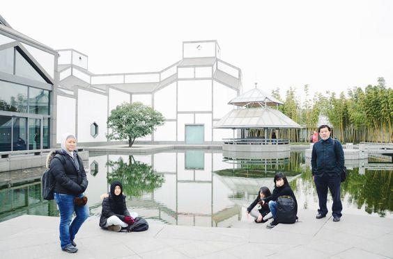 DIA ArT TRAVeL ATeLIER DiA TRAVeL SUZHOU MUSEUM SUZHOU CHINA
