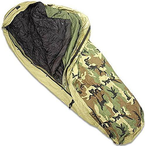 US Weather Resistant Modular Army Sleep System MSS (<span>Military Army Sleeping Bag</span>) Picture