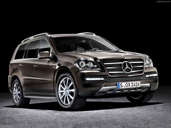Mercedes Benz GL-class Grand edition
