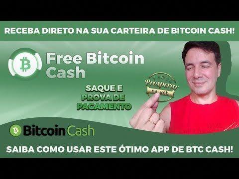 bitcoin cash hoje)
