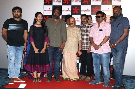 Diretor Mysskin, Ram At The Launch Of EVP Carnival Cinemas In Chennai