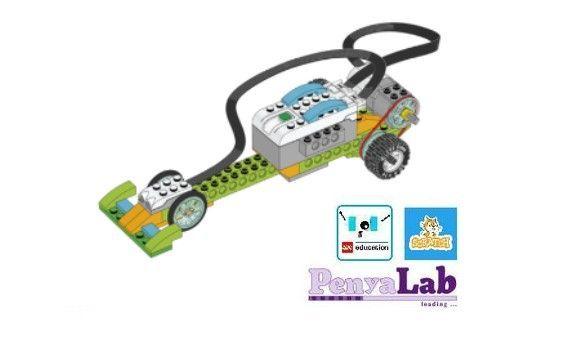 Lego wedo + Scratch – Velocitat