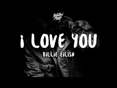 Looking To Listen To Some New Sounds New Artists New Jams Our Blogger Created Her List Of 10 Song Love Yourself Lyrics Yours Lyrics Billie Eilish I Love You