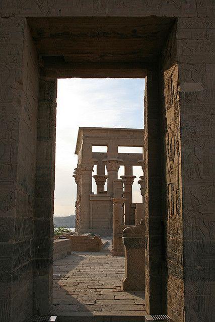 Philae Temple, Aswan, Egypt