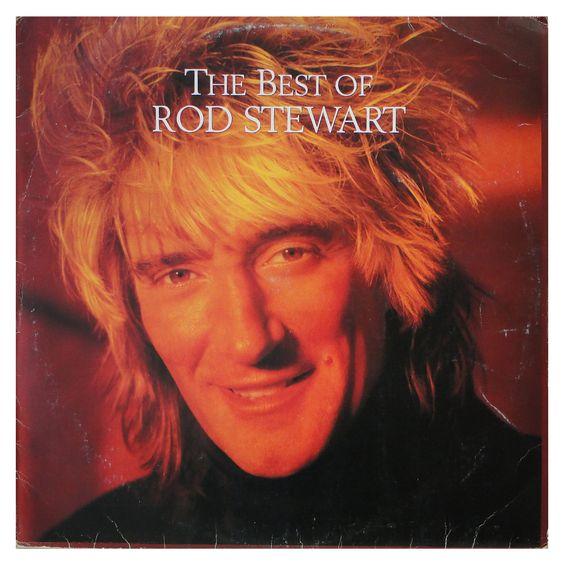 #RodStewart - The best of - #vinil #vinilrecords #music #rock