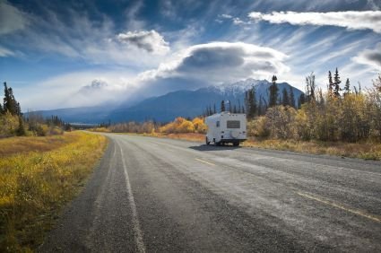 Family Gap Year in a Motorhome