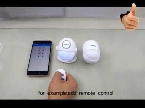 Product Impian Kerui Wifi Home Security Alarm System Works With A Home Security Alarm System Home Security Systems Home Security Alarm