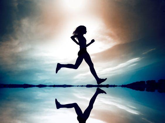 Le secret du jogging ! Ces gens qui se lèvent aux aurores.