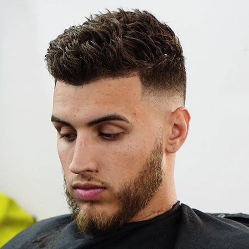 35 Best Men S Textured Haircuts 2019 Guide Fade Haircuts