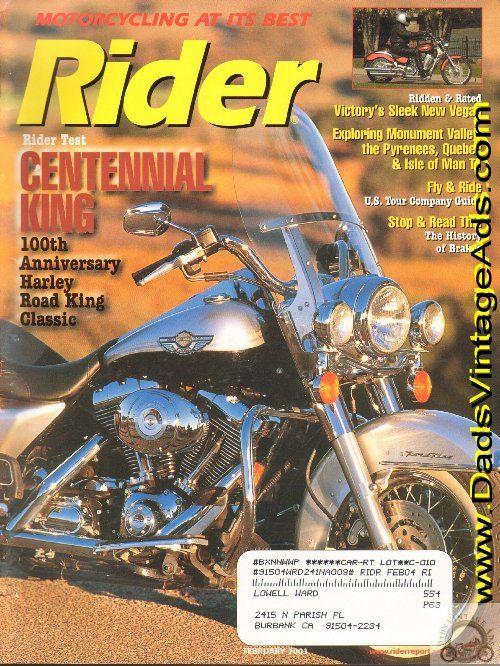 Pin On Vintage Harley Davidson Motorcycles