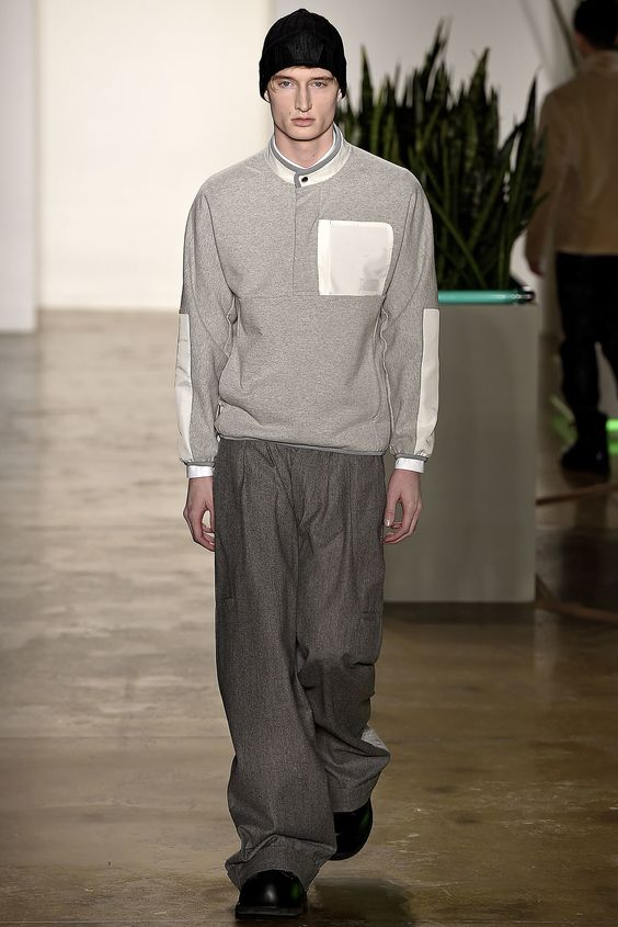 Patrik Ervell Fall 2015 Menswear Collection Photos - Vogue