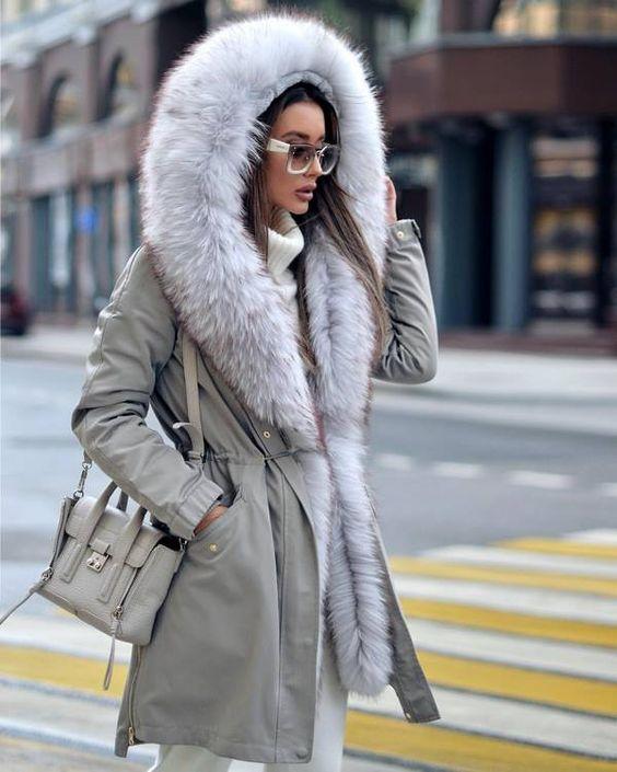 Модные женские парки 2019-2020 – новые модели и тренды куртки-парки на фото
