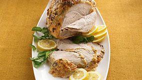 carved turkey on plate