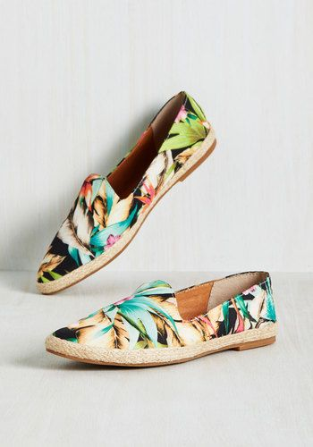 Browse Flat in Tropical, @ModCloth