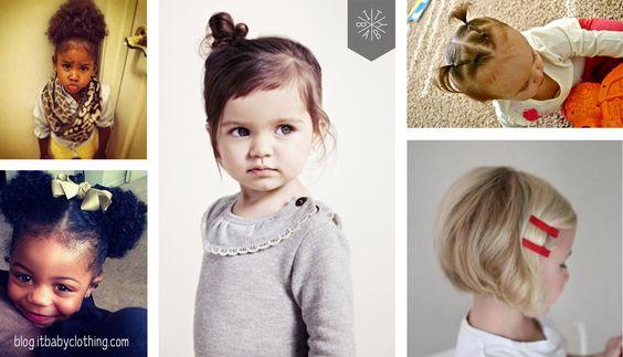 Penteado de menina #littlegirl #bebe #itgirl #cabelo #hairstyle #penteado
