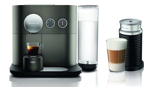 Nespresso Expert Espresso Machine Review And Comparison Espresso