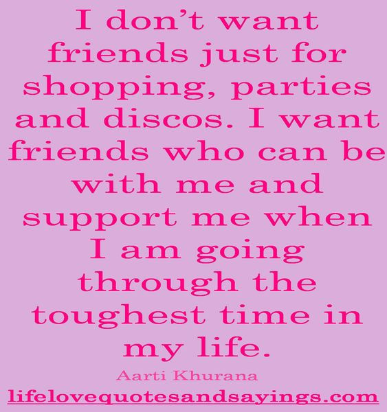 friend support quotes and sayings | Support Quotes For Friends
