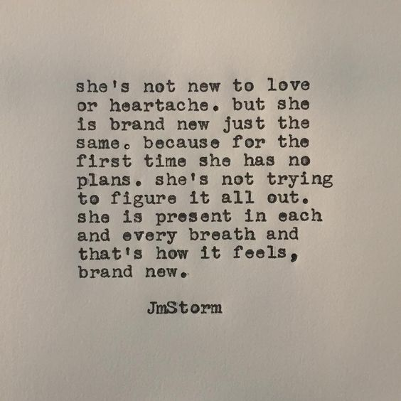 Brand new  #jmstorm #jmstormquotes  #poetry #instagood #quotes #quoteoftheday…: