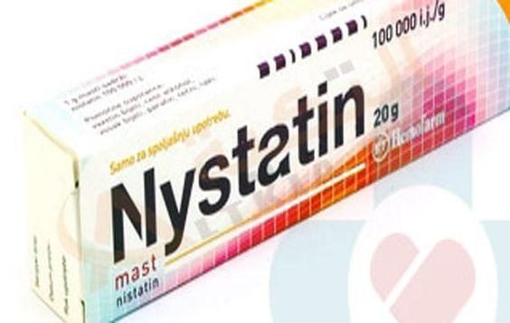 دواء نيستاتين Nystatin كريم ومرهم لعلاج المشاكل التي ت صيب الجلد الناتجة عن البكتيريا الضارة بالصحة حيث أن الأمراض الجلدية لها الك Masts Personal Care Person