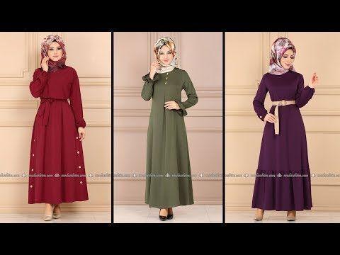 Modaselvim 2020 Kislik Elbise Modelleri 3 34 2020 Kislik Tesettur Elbis Harika Model 2020 Elbise Modelleri Elbise Giyim