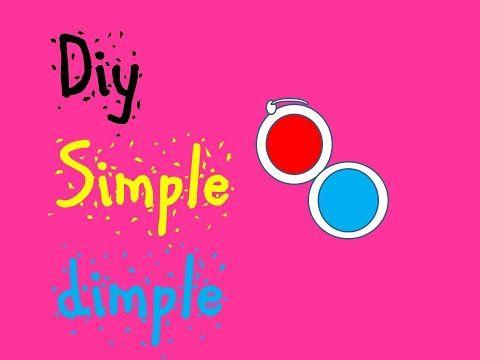 Diy Simple Dimple Fidget Toy Youtube In 2021 Diy Fidget Toys Fidgets Diy Homemade Fidget Toys