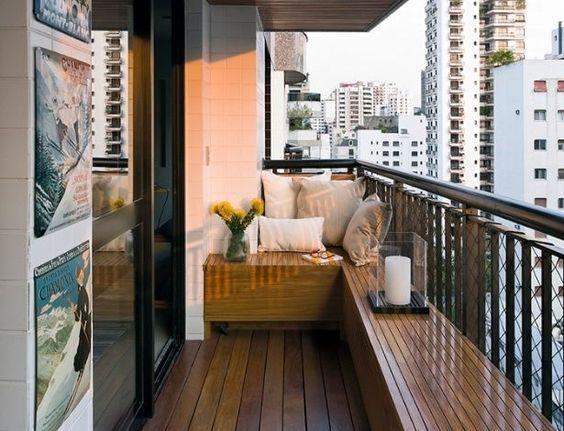 Balcones peque os con encanto buscar con google - Decoracion balcones pequenos ...