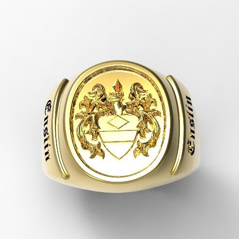 28++ Family coat of arms jewelry information