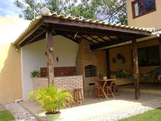 Fazer deck com churrasqueira - Itapissuma (Pernambuco) | Habitissimo