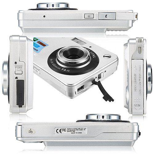 Amazon Com Abergbest 21 Mega Pixels 2 7 Lcd Rechargeable Hd Digital Camera Video Camera Digital Students Cam Digital Camera Kids Camera Digital Video Camera