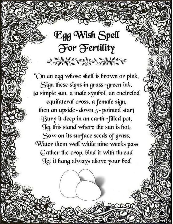Fertility Spells – Witches Of The Craft®