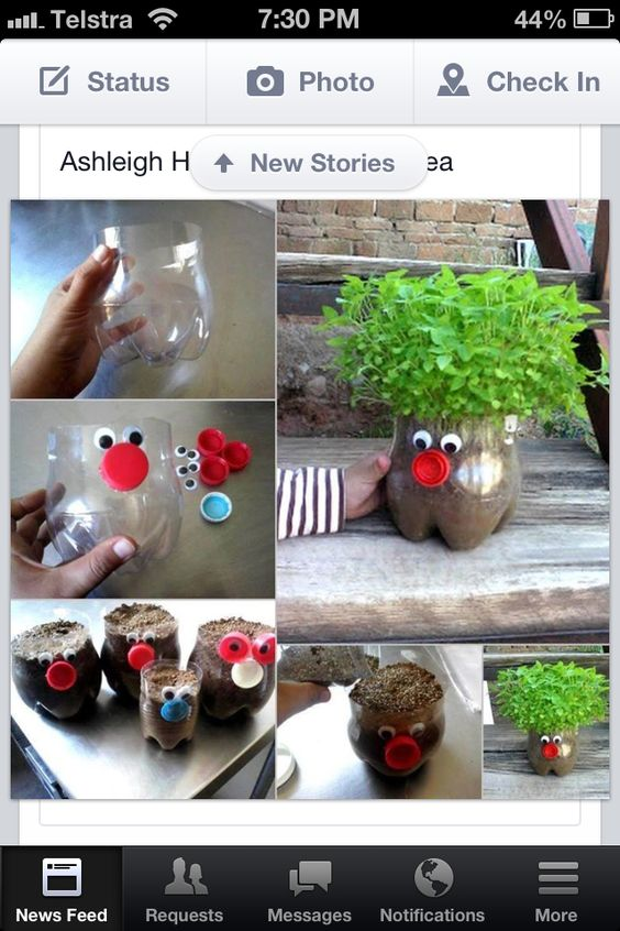 A cute (and educational) activity for the kids after school.