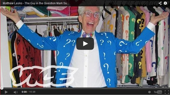 Want Money From the Government?  Matthew Lesko Shows You How!  - http://www.mustwatchnow.com/want-money-government-matthew-lesko-shows/