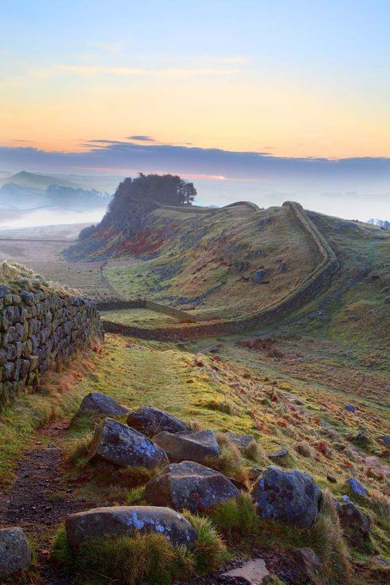 Hadrian's Wall - England