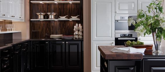 ELEGANCE | ELEGANCE-LG › Lacquer › Traditional style › Kitchen › Kitchen | LEICHT – Modern kitchen design for contemporary living