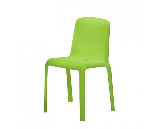 Stuhl Snow - grün von Jan Kurtz