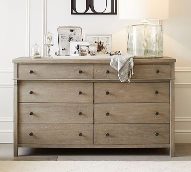 Toulouse 8 Drawer Extra Wide Dresser Extra Wide Dresser Wide