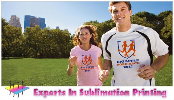 Dye Sublimation Printing Fabrics & Garment