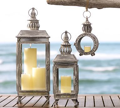 Graham Metal Lanterns. These are very different.
