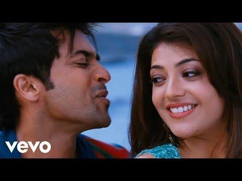 Maattrraan Naani Koni Video Suriya Kajal Agarwal Youtube In 2020 Movie Songs Sony Music Entertainment Songs