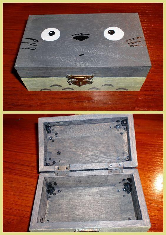 YN's: Totoro Expression. 10€