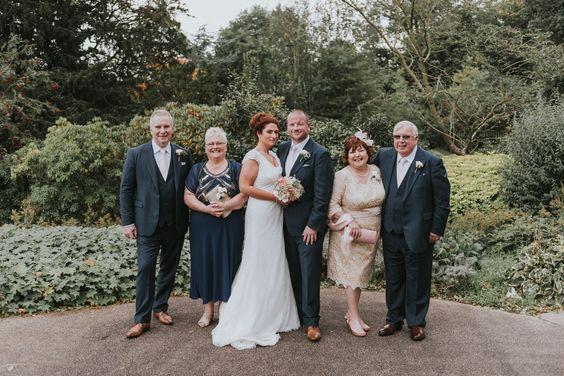 Malone House Belfast Wedding Photographer Pure Photo N.I family portrait