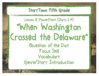Storytown grade 6 lesson 8 homework