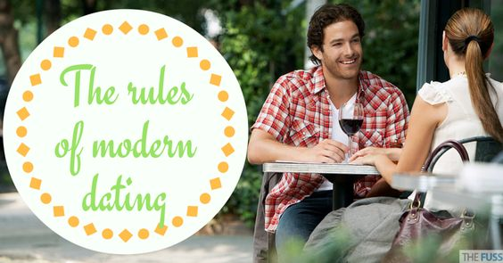 The rules of modern dating TheFuss.co.uk