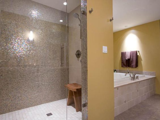 Massive Shower! The only thing I would add is multiple shower heads.