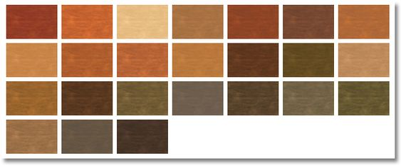 Tuscan Color Palette Sherwin-Williams | Sherwin-Williams 2014 Paint Color Combinations