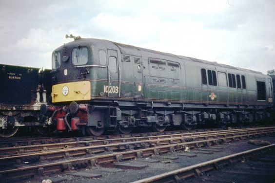Railway Herald :: Imaging Centre :: 10203 at Derby Works