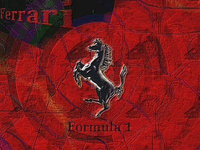 Logo Wallpaper Ferrari