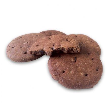 Biscuit cacao noisette Linéadiet x 7 (minceurmoinscher.com)  Biscuits chocolat hyperprotéinés à teneur réduite en glucides et en lipides.  Votre pause gourmande 100% chocolat ! Les biscuits chocolat sont à consommer au petit-déjeuner, en-cas ou encore en dessert. Riches en protéines et faibles en glucides et lipides, les biscuits sont aussi riches en fibres pour veiller au bon fonctionnement de votre transit intestinal.