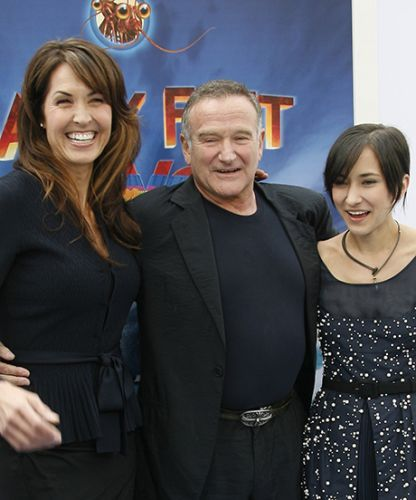 Robin Williams' family is fighting for his estate