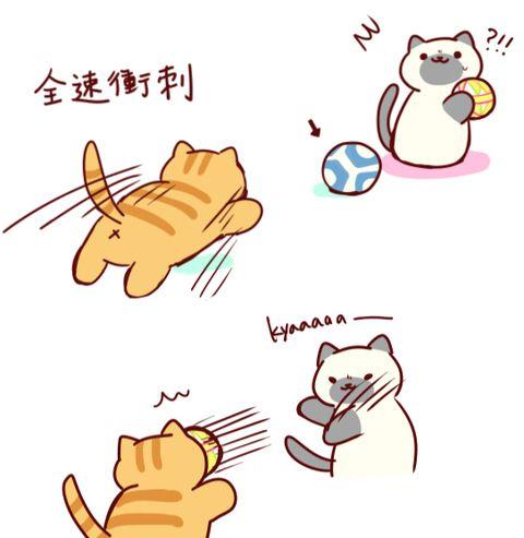「貓集塗鴉10」/「torch」の漫画 [pixiv]